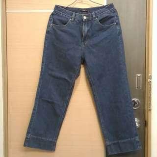 🚚 Pazzo韓風直筒牛仔褲 #我的女裝可超取