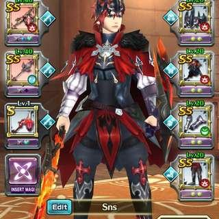 Selling Pro Dragon Project Account lvl 180
