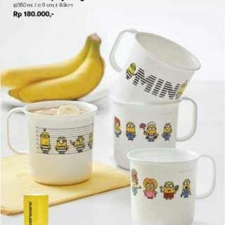 Minion papoy mug
