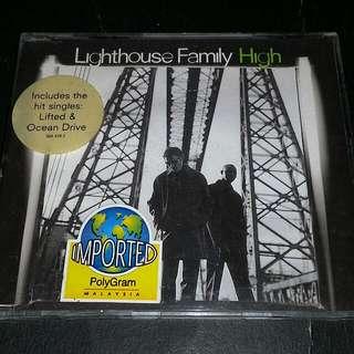 LIGHTHOUSE FAMILY - HIGH SINGLES CD