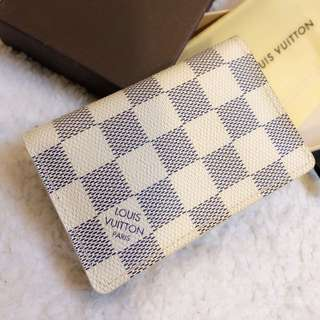 LOUIS BUITTON LV card holder