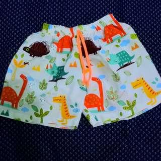 Dino Short Pants - Celana Pendek