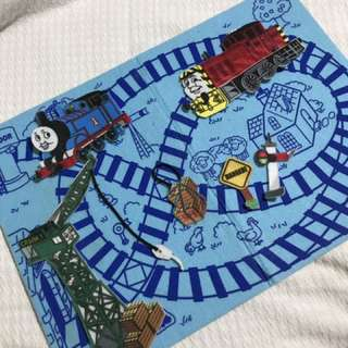 Thomas & Friends Cloth play book