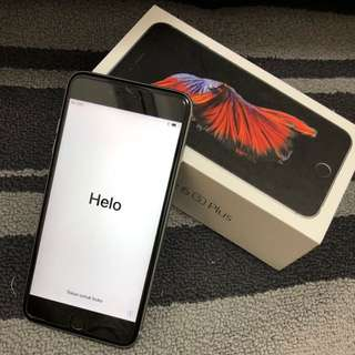 Pre-loved iPhone 6S plus 64gb for sale (space grey)