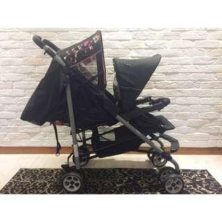 Twin Stroller SD210E