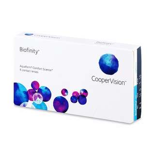 CooperVision® Biofinity® Contact Lenses