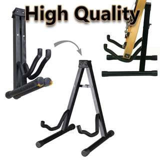 Guitar stand A shape stand acoutstiElec.guitarmusic stand