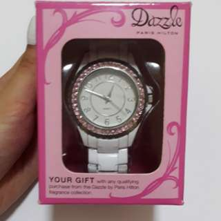 Dazzle paris hilton Quartz watch