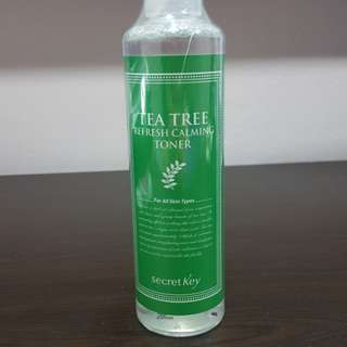 Secret Key Toner tea tree