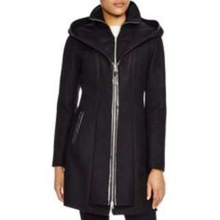 MACKAGE Stefania wool coat with hood