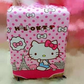 HELLO KITTY Luggage cover large