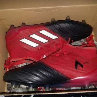 Adidas boots Ace 17.1 Red Primeknit