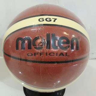 Molten GG7 syntheric leather basket ball