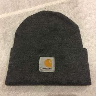 🚚 Carhartt 深灰色毛帽