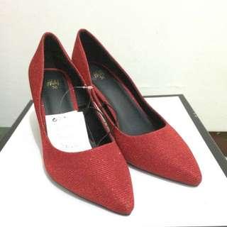 H&M Red Stileto