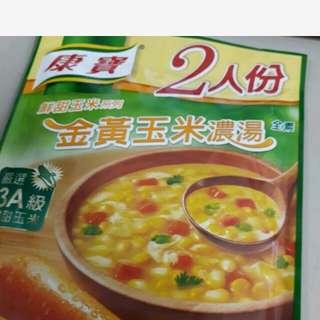康寶 玉米濃湯