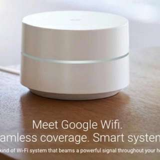 Looking for Google WIFI one unit