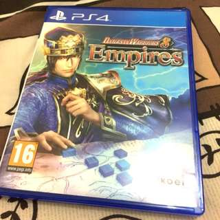 PS4 Game - Dynasty Warriors 8 : Empires