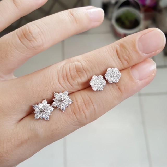 2 pcs earrings