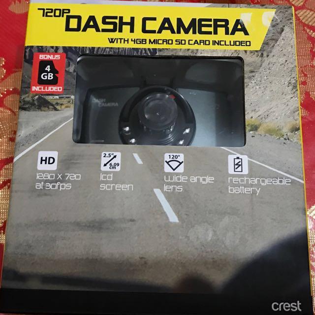 720p Dash Camera