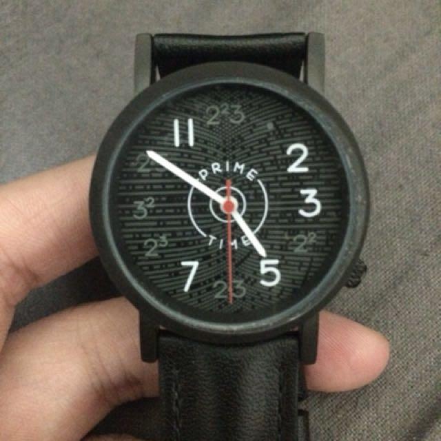 質數與質因數手錶