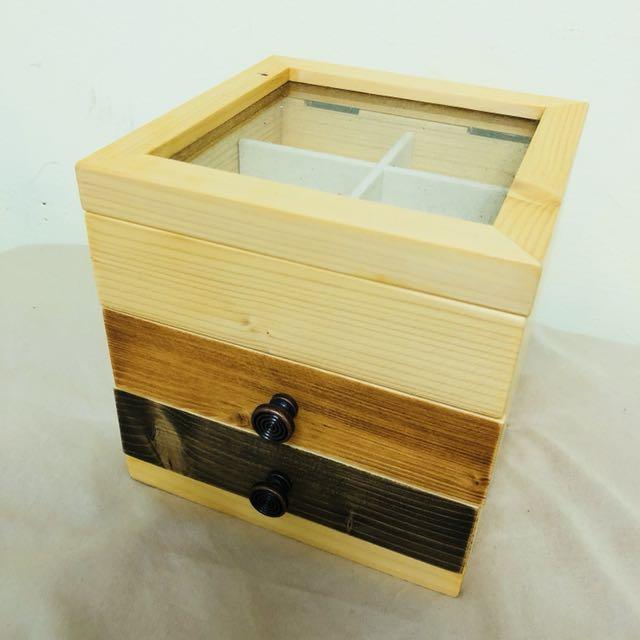 飾品/小物收納盒
