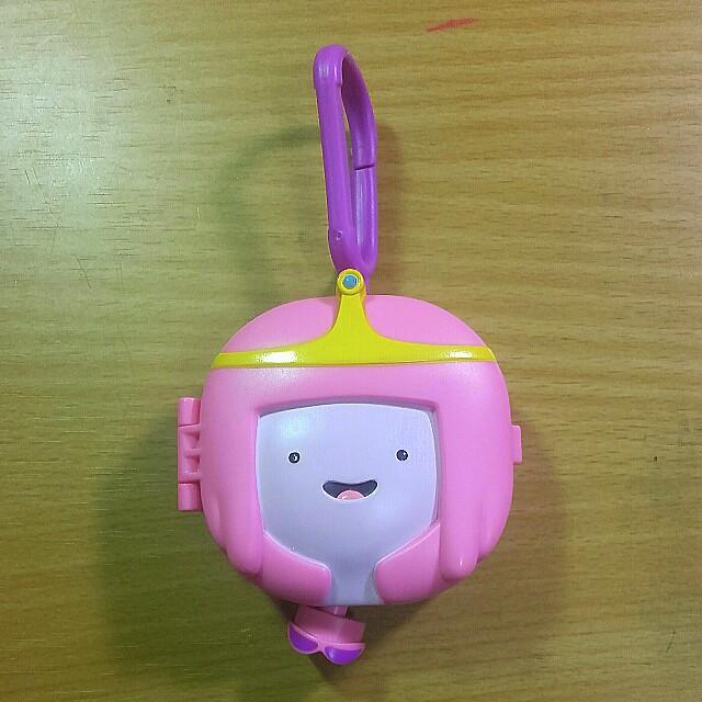 探險活寶泡泡糖公主吊飾麥當勞玩具