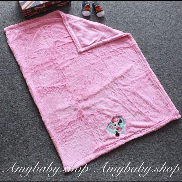 嬰幼兒加厚雙層毛毯 抱毯