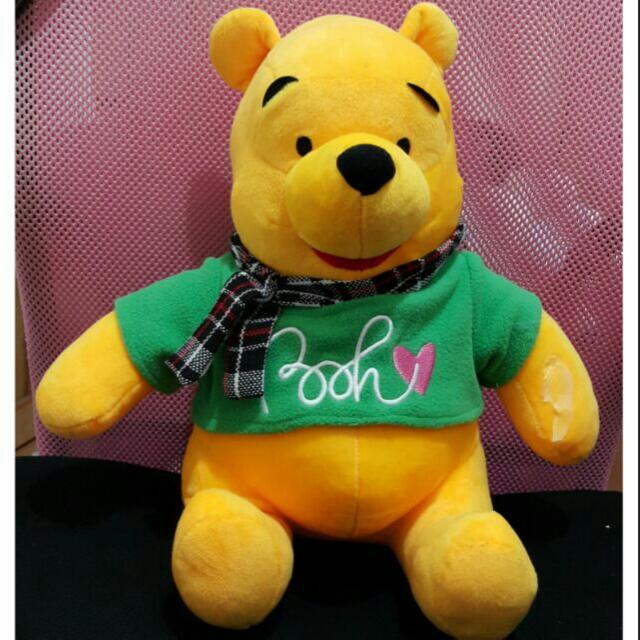 小熊維尼 The Pooh Winnie 娃娃