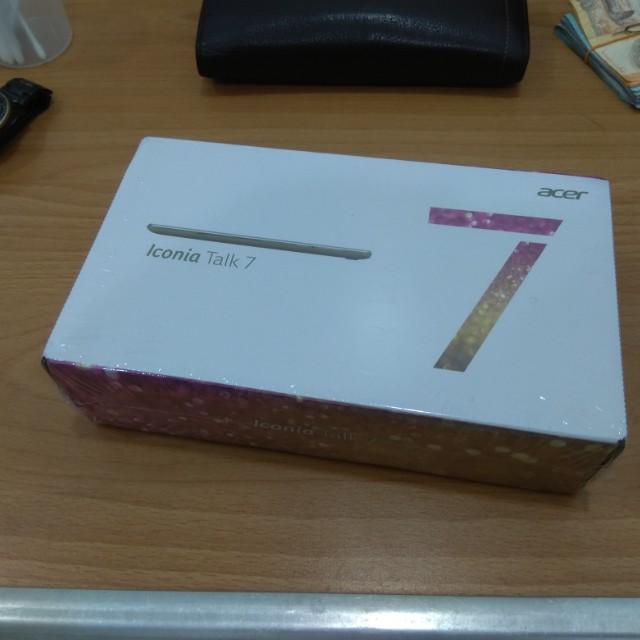 Acer Iconia Talk 7 3G