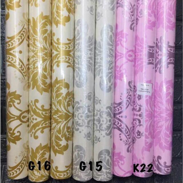 Adhesive Wallpaper Design