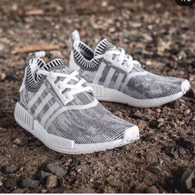 Adidas NMD PK OREO