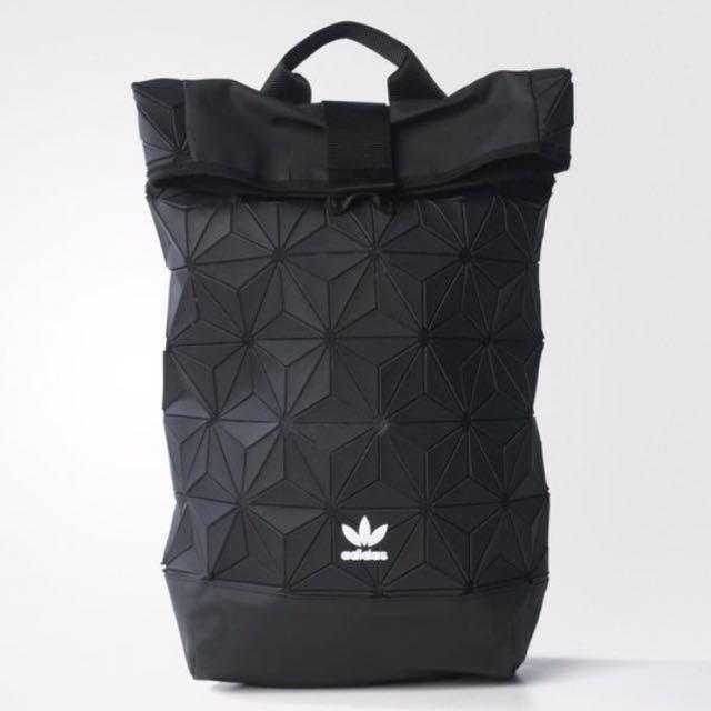 690d0e1fea Adidas Originals Roll Up Urban Backpack Issey Miyake 3D AY9354 ...