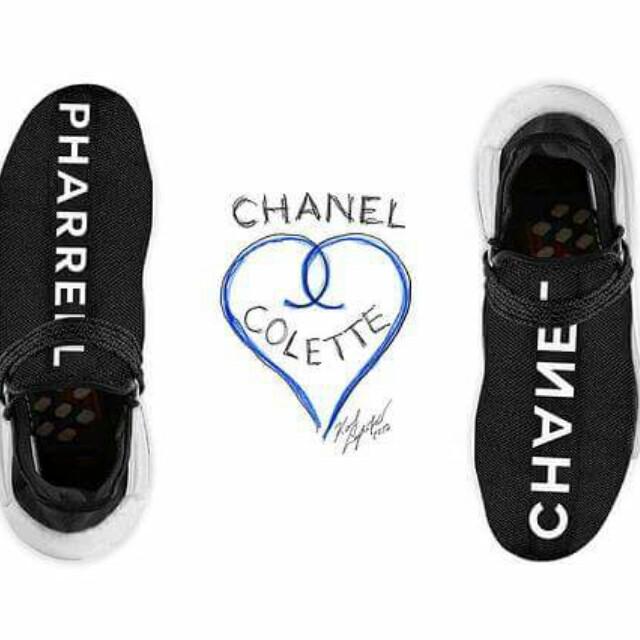 pretty nice 939e0 96197 Adidas Pharrell NMD x Chanel