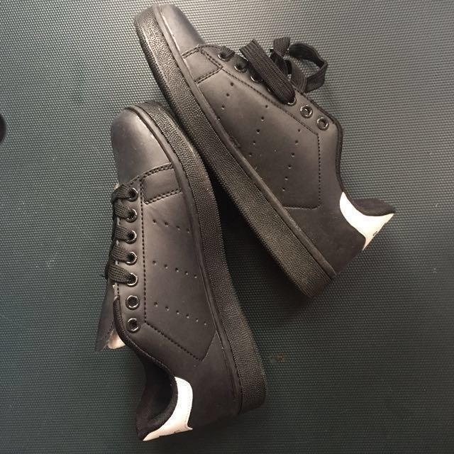 Adidas Stan Smith black 5.5