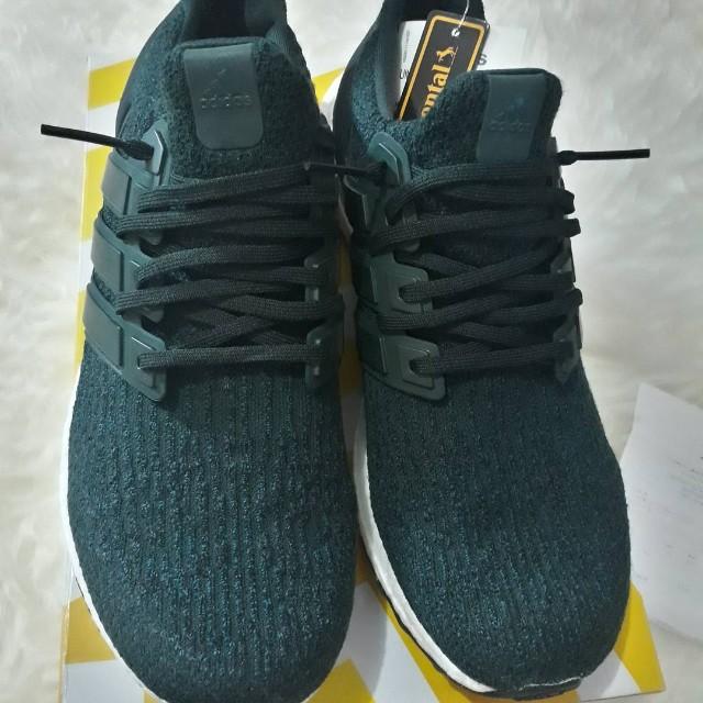Adidas ultraboost 3.0 dark green