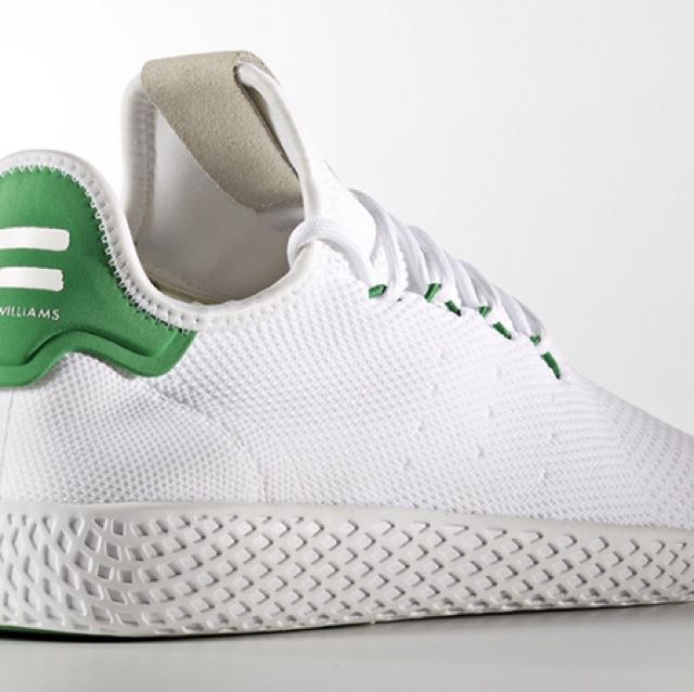 Adidas x Pharrell William HU Tennis, Men's Fashion, Footwear on Carousell