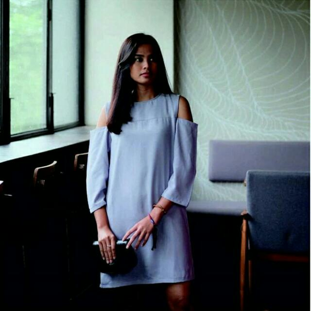 Airene Grey Dress