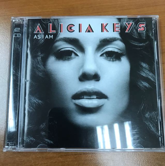 Alicia Keys As I am CD/DVD