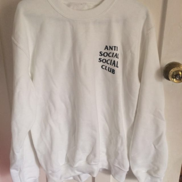 Anti Social Social club (ASSC) Crew Neck