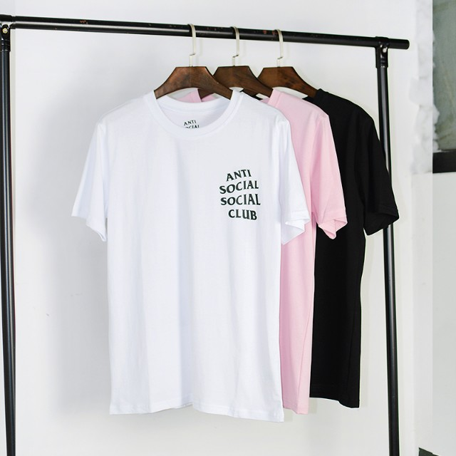 Anti Social Social Club Logo Tee 2
