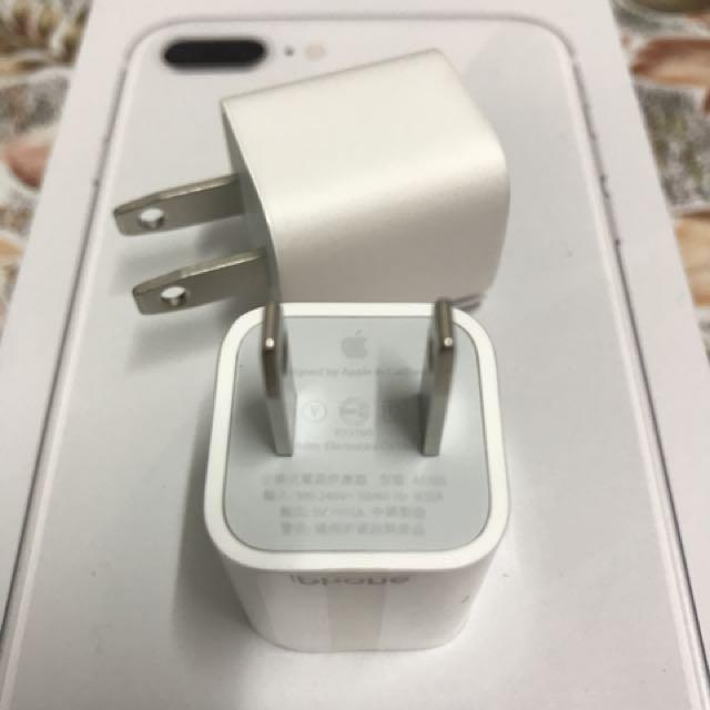 Apple iPhone原廠 充電器 充電頭 豆腐頭
