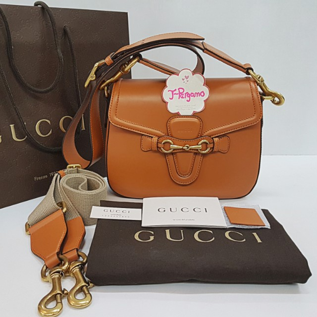 Authentic Gucci Lady Web Small Leather Tote Bag {{ Only For Sale }} ** No Trade ** {{ Fixed Price Non-Neg }} ** 定价 **