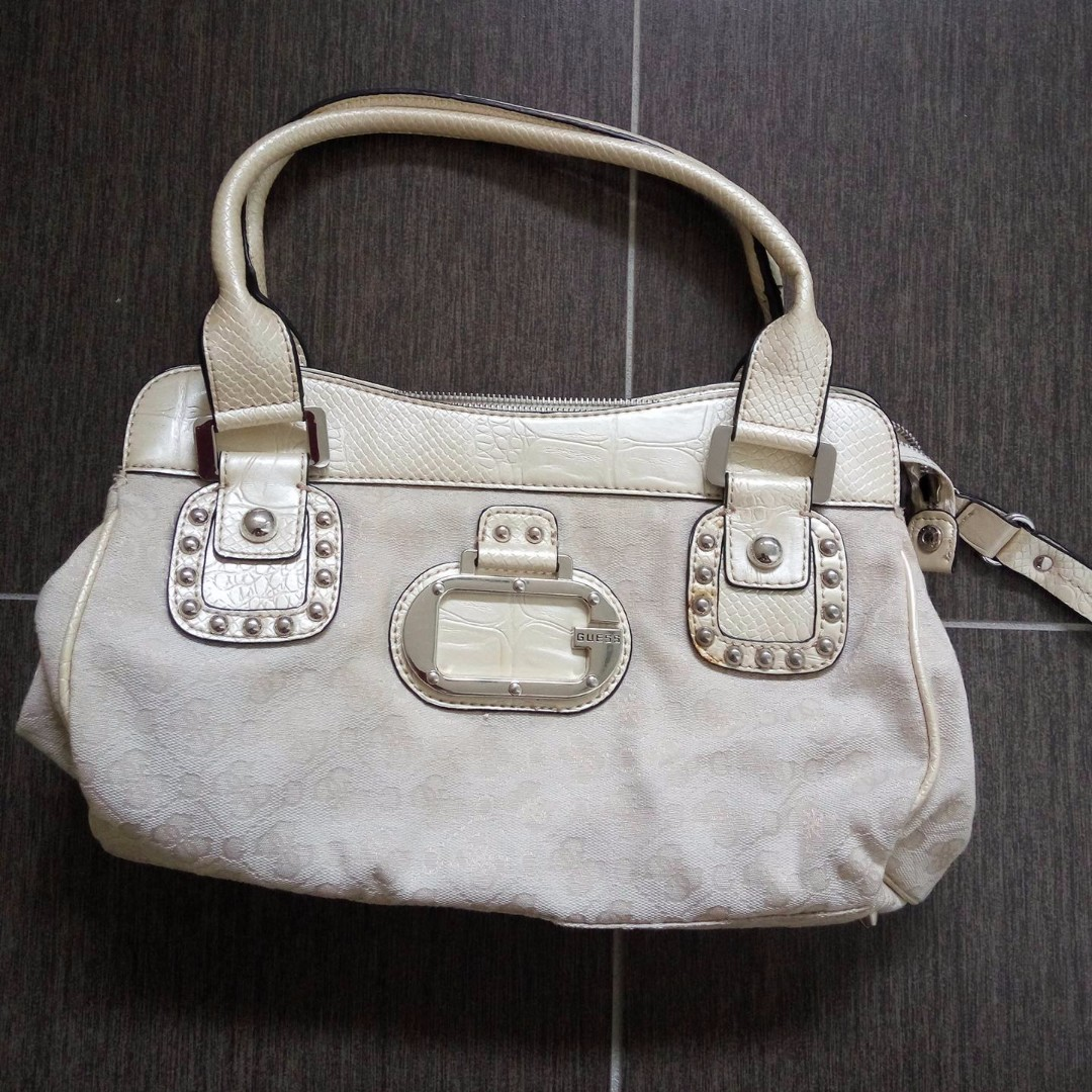 Authentic Guess Handbag / Tote