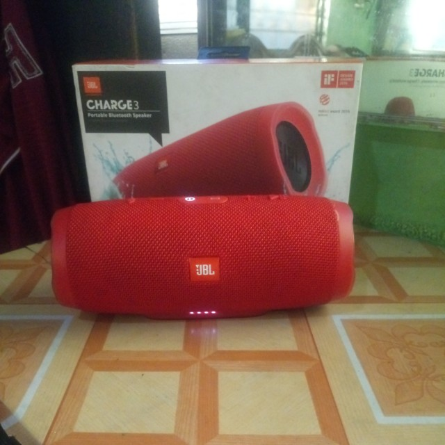 Authentic JBL Charge 3