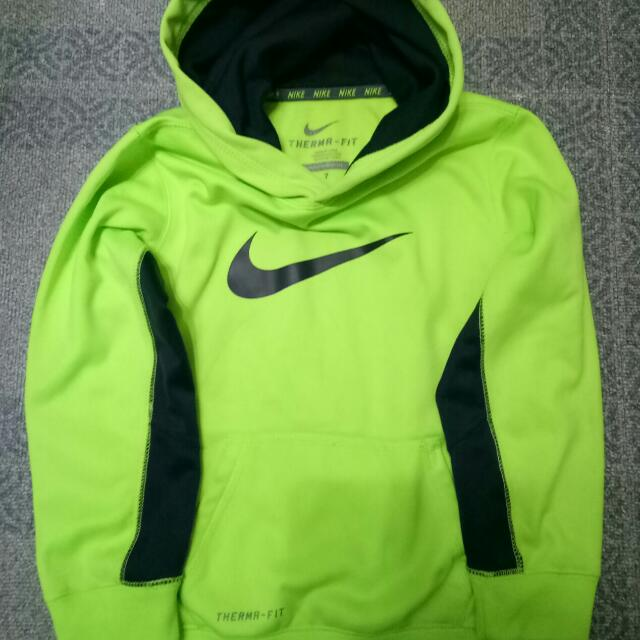 Authentic Nike Hoodies Jacket 6-8years Old