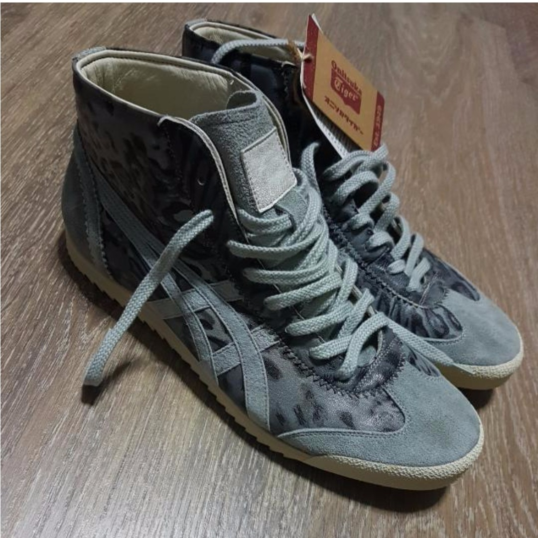 low priced 5eb1e da33a Authentic Onitsuka Tiger- NIPPON MADE- MEXICO MID RUNNER ...