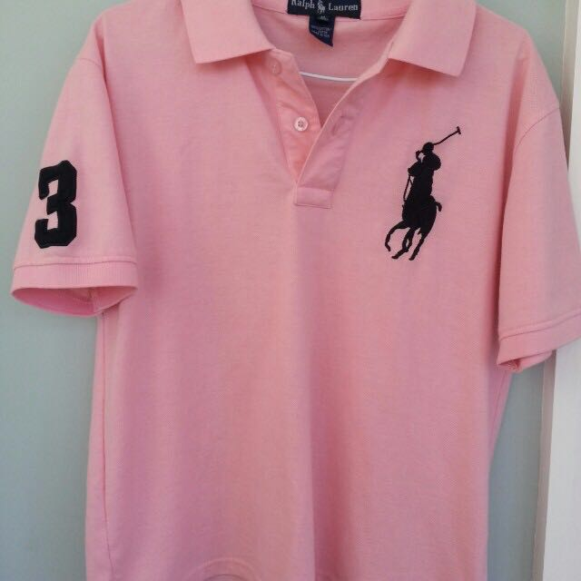 Authentic Ralph Lauren women's polo size Medium
