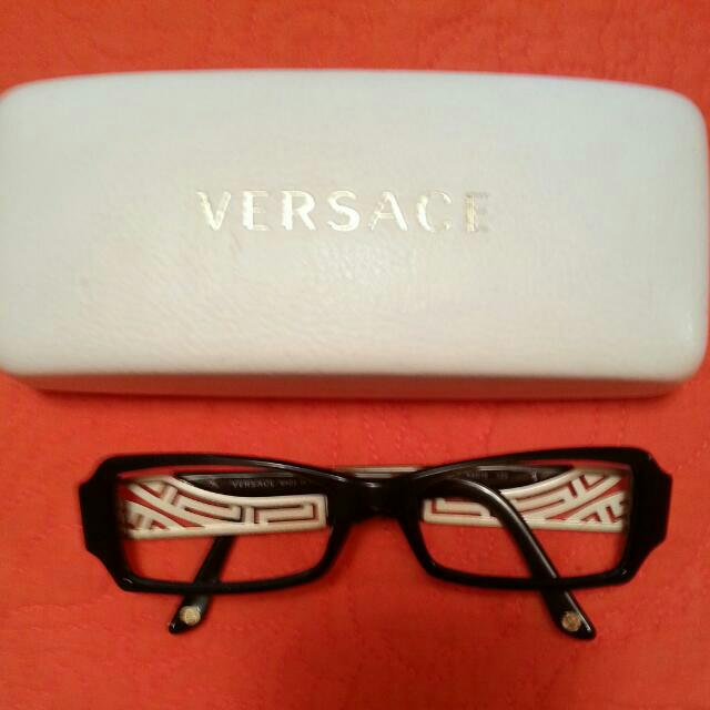 Authentic Versace Glasses Frame