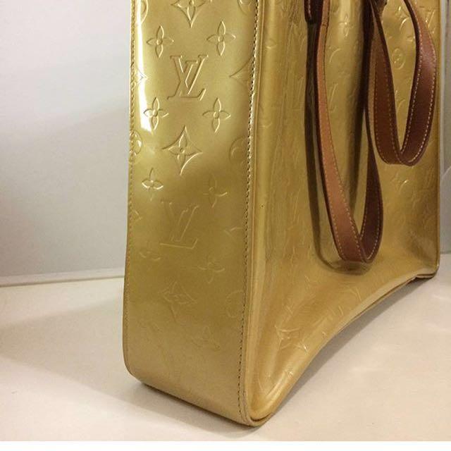 Authentic/Original Louis Vuitton Columbus tote.